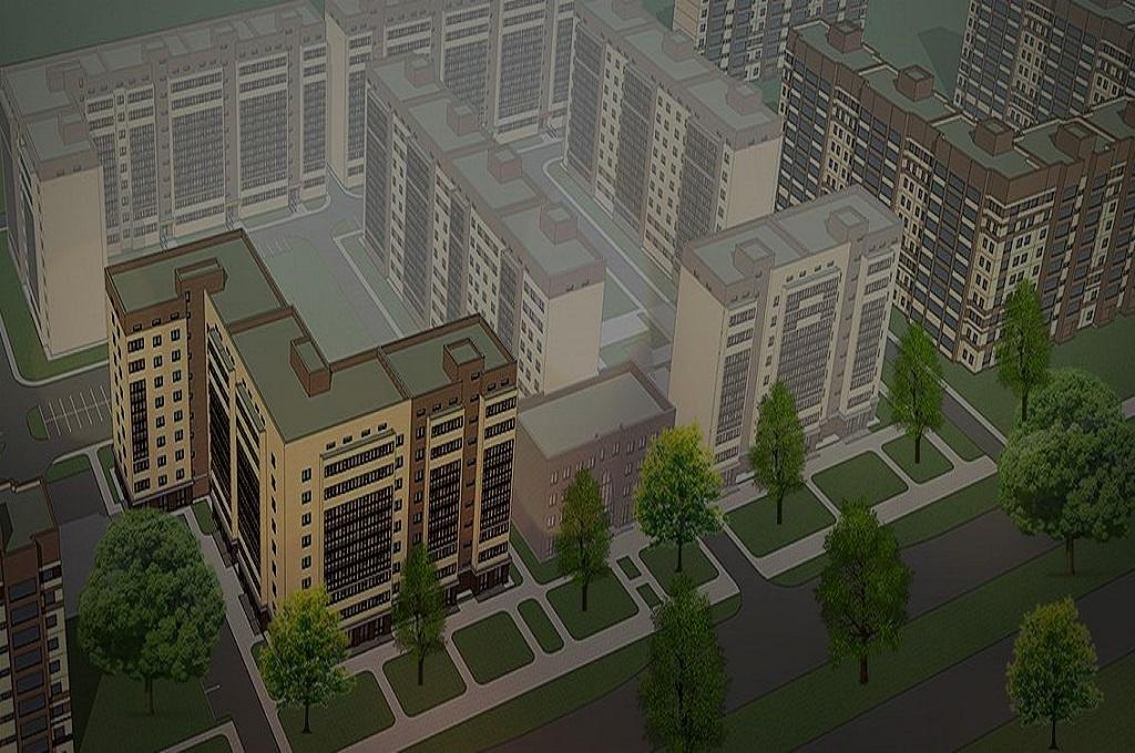 Жилой комплекс по ул. Серова